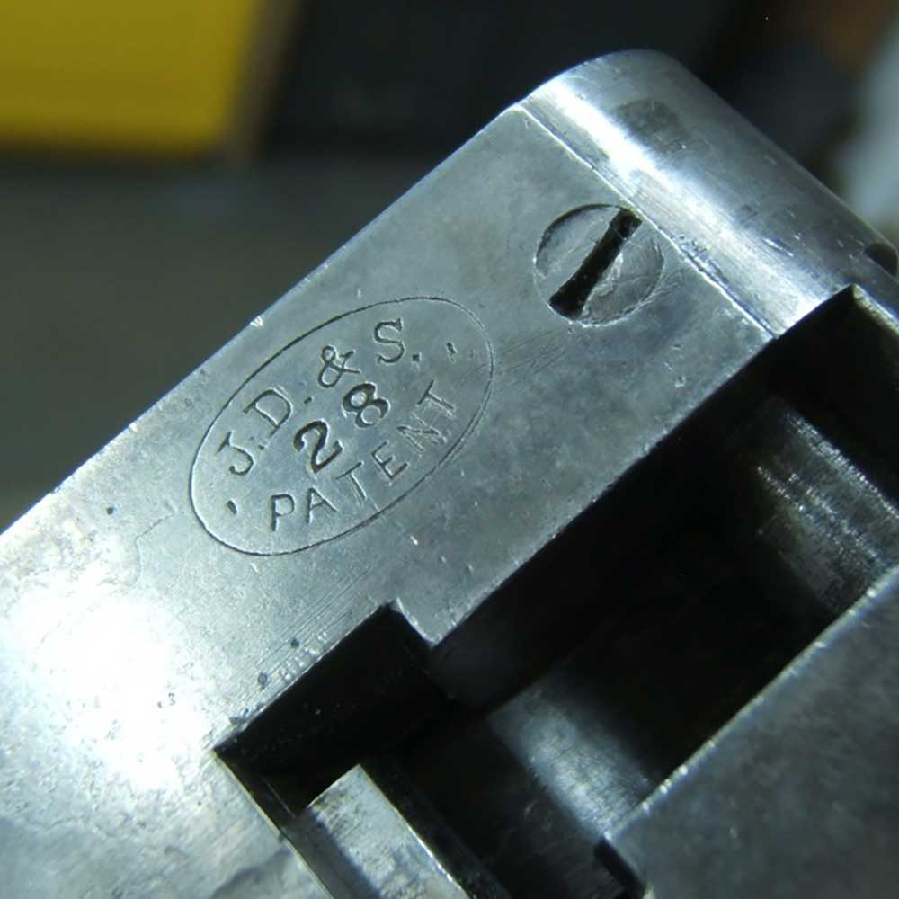 gun copyright stamp