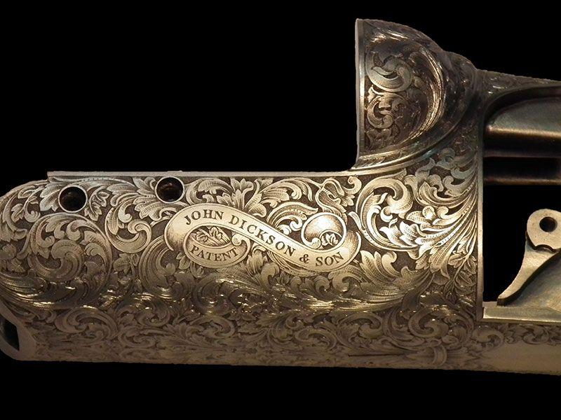 john dickson engraving