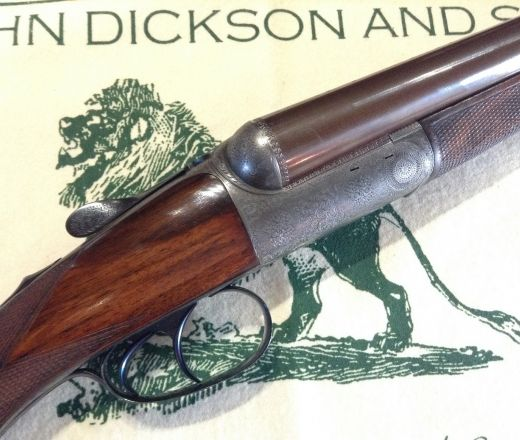 Immaculate John Dickson and Son Round-Action made in 1904