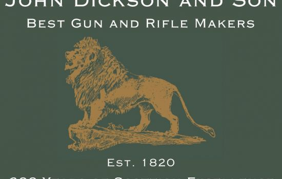 Re-opening of John Dickson and Son