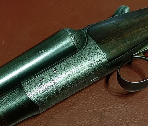 SOLD - John Dickson and Son Round-Action made in 1912 - re-manufactured