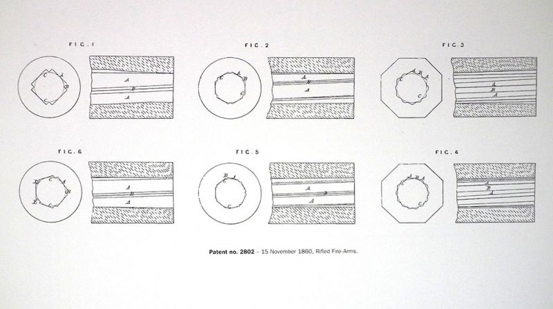 alex henry patent 2802