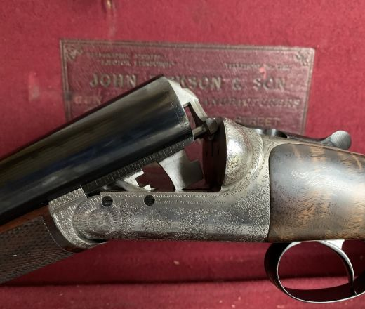 SOLD - John Dickson and Son Round-Action made in 1927