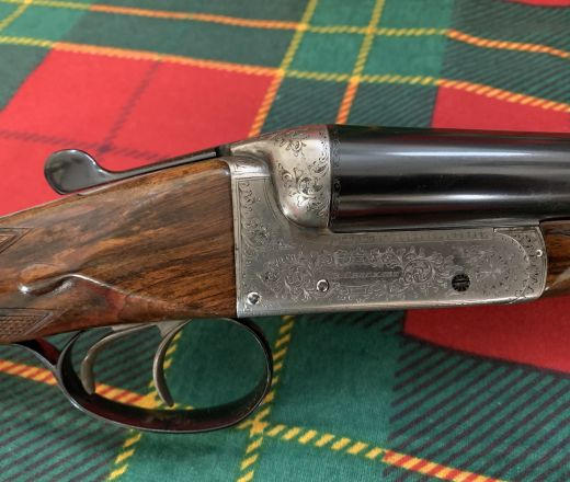 SOLD - D. B. Crockart of Perth made in 1933