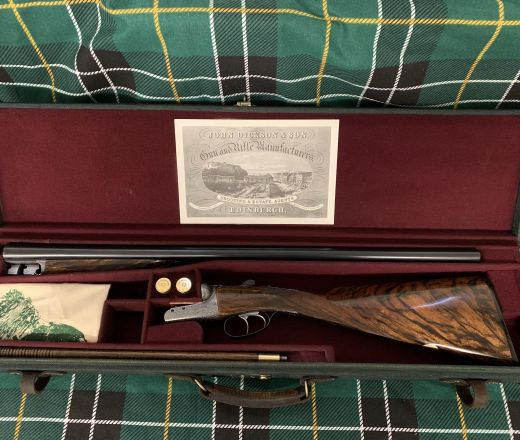 SOLD - John Dickson and Son Round-Action made in 1925
