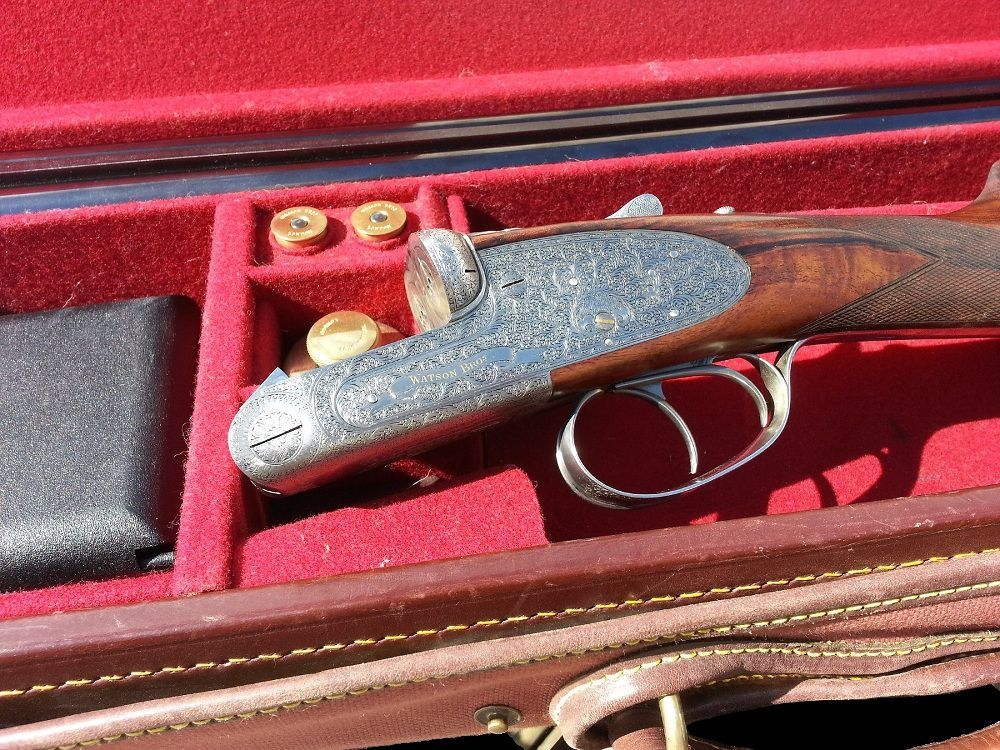 Just in! Watson Bros 20 bore