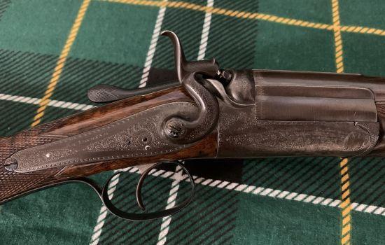 A Dickson Gun, Man and Boy