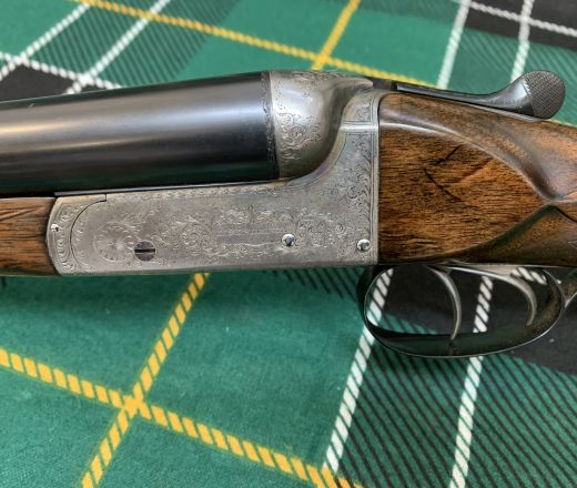 SOLD - D. B. Crockart of Perth, made in 1927