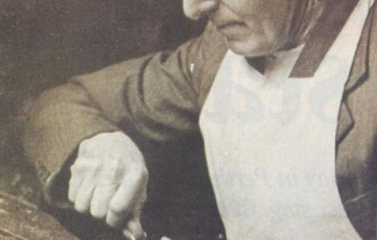 Harry Kell - Dickson's Master Gun Engraver