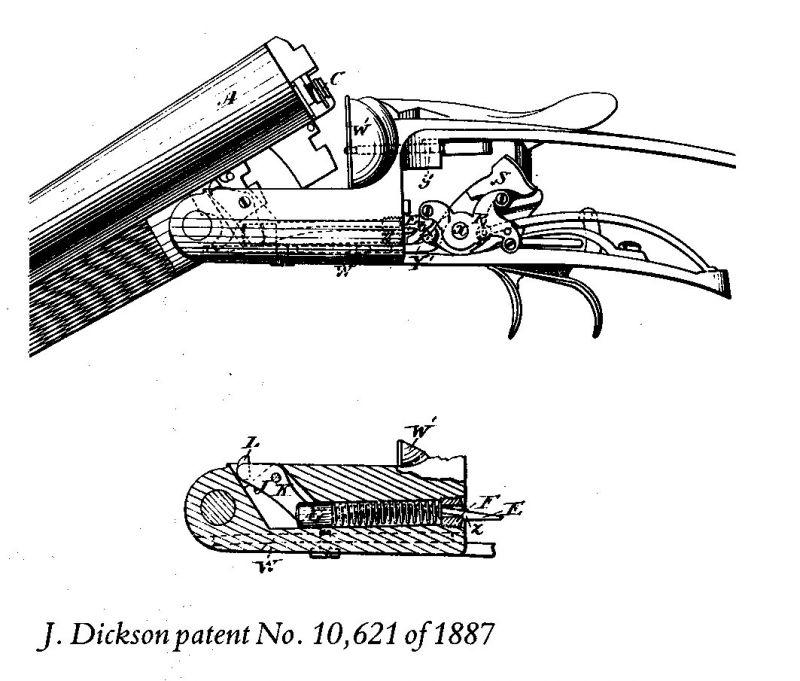 john dickson patent 10621